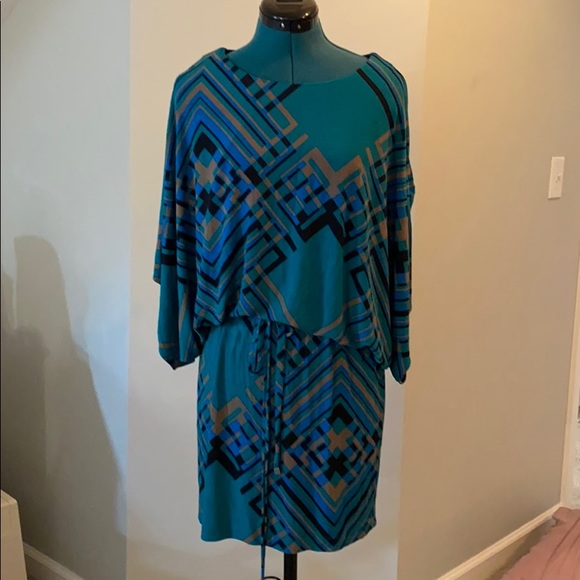 Jessica Simpson short dress